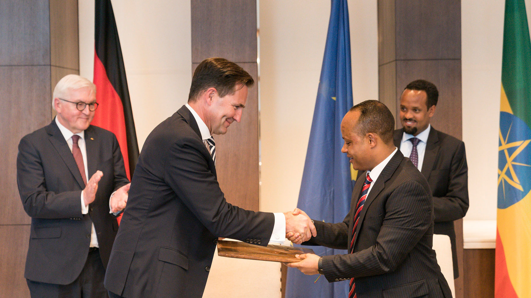 Volkswagen develops automotive industry in Ethiopia