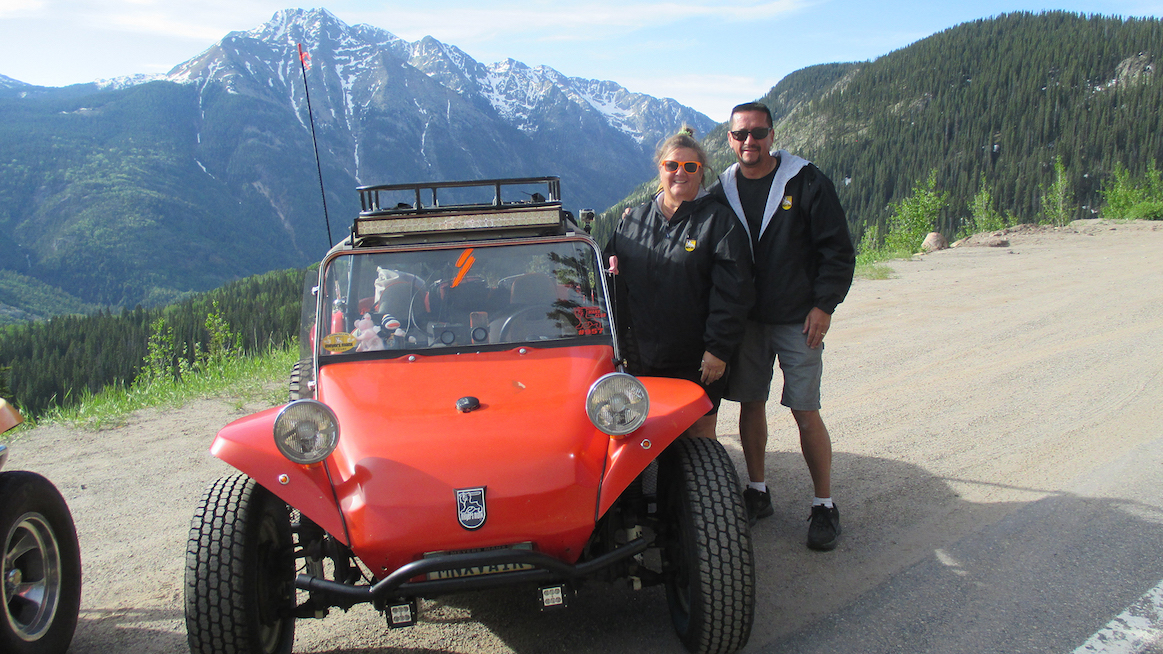 Fascination Buggy – Fans show classic cars