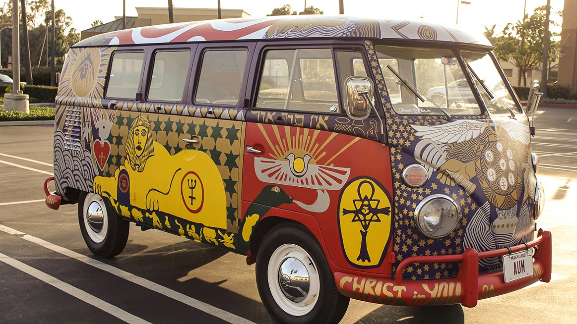 Volkswagen Bulli: The Light bus is on its way to Woodstock
