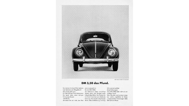 1961–1972: boom and crisis in the one-product business  volkswagen group