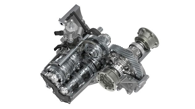 New gearbox generation