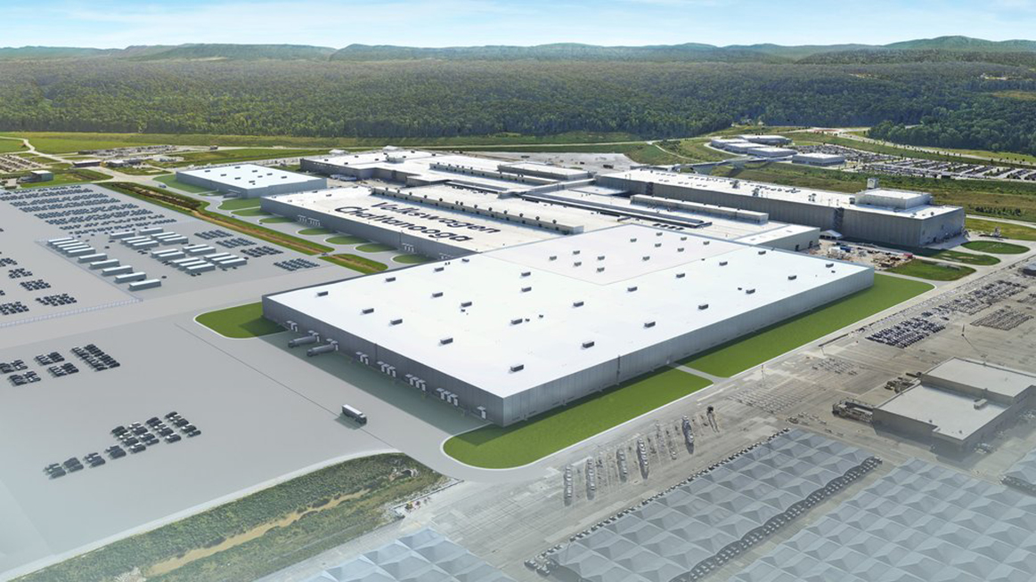 Volkswagen breaks ground on expansion in United States