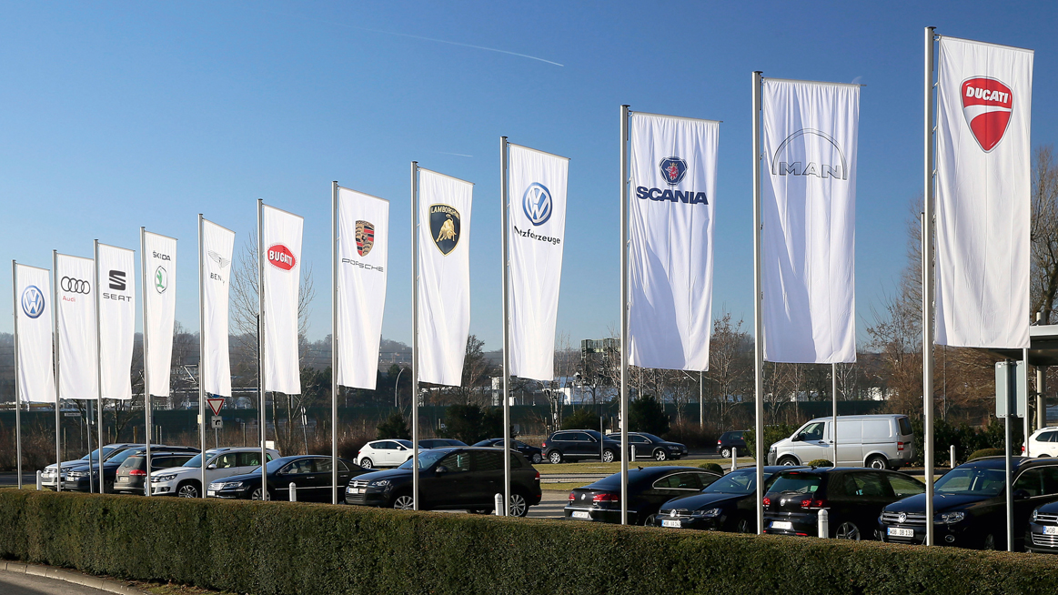 Brands Models Of The Volkswagen Group