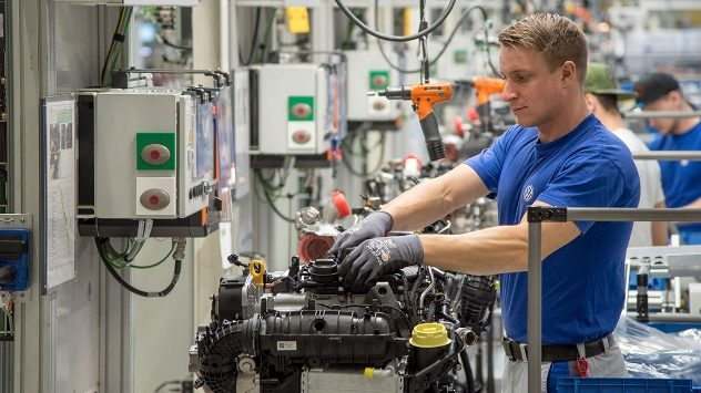 60 millionth engine from the Salzgitter plant
