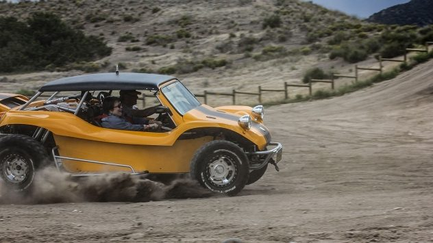 Dune buggy: The legend lives on